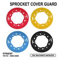 Sprocket Cover Guard Chain Protector For Yamaha YZF R1 2004-2008 2007 Motorcycle
