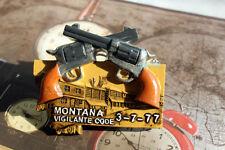 Montana, USA Reiseandenken 3D Polyresin Kühlschrankmagnet Souvenir Magnet