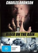 RIDER ON THE RAIN - CHARLES BRONSON - NEW & SEALED DVD