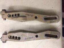 1960-1973 Evinrude/Johnson Transom Motor Brackets Part 312906/312907