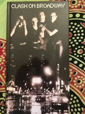 The CLASH - Clash on Broadway 2000 Long Box Like New