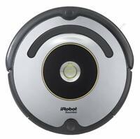 iRobot Roomba 615 - Robot aspirador para suelos duros y alfombras, con