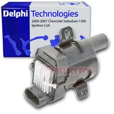 Delphi Ignition Coil for 2000-2007 Chevrolet Suburban 1500 - Spark Plug pm