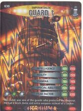 Doctor Who Battles In Time Exterminator #30 Imperial Dalek Guard 1