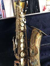 # N129679   Used Conn Alto Sax   1970