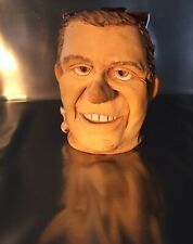 Vintage Bill Parcells Mug Stein Football Coach Signed Numbered Walsh Clay Art