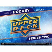 2020-21 Upper Deck Series 2 Base Team Set NJ Devils Jack Hughes Blackwood
