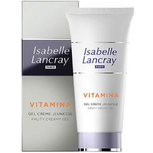 Isabelle Lancray Vitamina Gel Crème Jeunesse 50ml