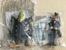 Mcdonald's Happy Meal Toy Flushed Away Figure Le Frog & Roddy
