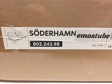 IKEA Söderhamn Bezug für 3 -er Sitzelement Replösa schwarz 802.243.98 NEU OVP