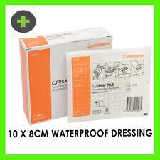 SMITH & NEPHEW Cutifilm Plus Waterproof Dressing x5 10 x 8 cm