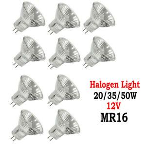 4/6Pcs 20W/35W/50W Halogen Capsule Light Bulbs Replace LED