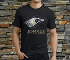 New Popular Akira 1995 Aeon Flux Men's Black T-Shirt Size S-3Xl