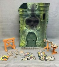 Vintage 1981 CASTLE GRAYSKULL He-Man Masters of the Universe-Near Complete
