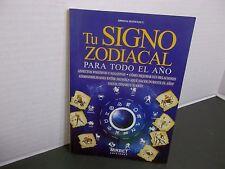 Tu Signo Zodiacal Para Todo El Año ADRIANA MATIENZO V. 2011 Paperback Libro