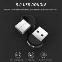 USB Bluetooth 5,0 Adapter Wireless Dongle Stereo Empfänger 7/XP Win 10 für V5U0