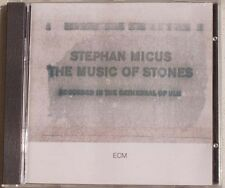 Stephan MICUS : The music of stones