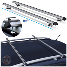 Lightweight Aluminium Roof Rack Rails Cross Bars for Jeep Grand Cherokee 05-10