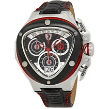 Lamborghini Spyder Black Dial Mens Chronograph Watch 3004