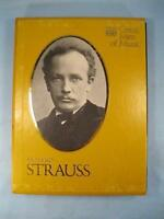 Richard Strauss Great Men Of Music Time Life Records Box Set Cassettes Book (O)
