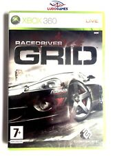 Pal version Microsoft Xbox 360 Race Driver Grid