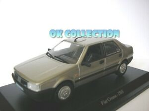 1:43 modellino FIAT CROMA - 1985 colore grigio / grey color _ (14)