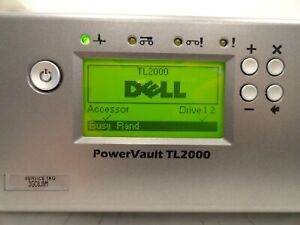 Dell PowerVault TL2000 Autoloader with Magazines   (2G1.71.JK)