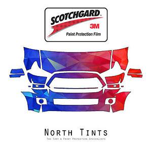 Toyota Sequoia 2008-2017 PreCut 3M Scotchgard Paint Protection Clear Bra Kit
