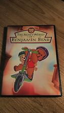 The Secret World Of Benjamin Bear DVD  Animated