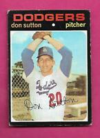 1971 TOPPS # 361 DODGERS DON SUTTON EX  CARD (INV# A9503)