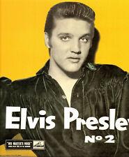"""ELVIS PRESLEY  25CM  HIS MASTER'S VOICE  """" ELVIS PRESLEY N°2 """"   [UK] / [RE]"""