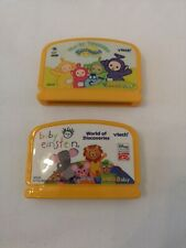 Vtech V Smile GAME  BABY TIME FOR TELETUBBIES AND BABY EINSTEIN