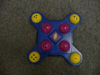 VINTAGE 1994 BRAIN BASH TIGER ELECTRONICS GAME WITH INSTRUCTIONS
