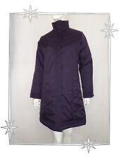 G - Manteau Doudoune Violette Matelassée Adidas Taille 38