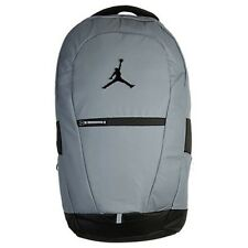 Brand New With Tags Air Jordan 110 Black Cat Backpack Cool Grey/Black