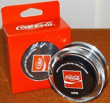 COCA COLA BLACK SUPER COKE YO YO YOYO YO-YO NEW IN BOX