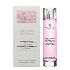 Collistar Perfume Dell 'Amor Agua Aromático para el Cuerpo 100ml Nuevo Original