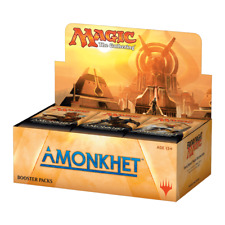 Amonkhet Booster Box of 30x Booster Packs Partial Box Sealed Magic The Gathering
