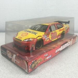 2008 Kevin Harvick #29 Chevy Impala SS NASCAR Winners Circle 1/24 Scale Diecast