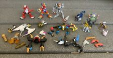 """Lot Digimon Bandai HT 2"""" and Mini Action Figures Complete & Parts Monsters toys"""