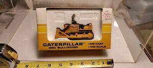 1:52 scale Shinsei Die-cast Caterpillar D6C Bulldozer stock #4113 with Box New
