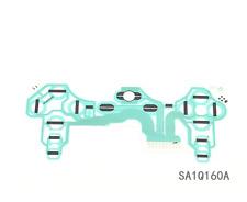 PS3 Controller Conductive Film Button Ribbon Circuit Board SA1Q160A