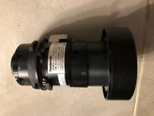 Panasonic ET-DLE055 11.9mm f/1.8 Fixed Focus Projector Lens  PT-D6000/PT-D5700