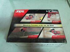 "SKIL 6325-01 1/2"" 5 AMP POWER DRILL NEW/UNUSED"