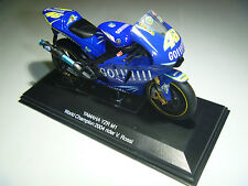 PROTAR 1:22 Diecast Model YAMAHA YZR M1 World Champion 2004 rider V.Rossi