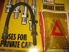 LH REAR FLEXABLE BRAKE HOSE - FITS: FORD ESCORT MK3 & XR3 & XR3i