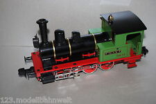 Märklin Steam Locomotive Tender T3 Green/Black Gauge 1