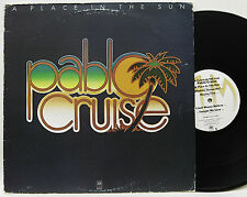 Pablo Cruise      A place in the sun        NM    # D