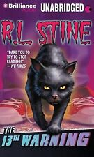 NEW The 13th Warning by R.L. Stine