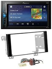 Pioneer 2DIN MP3 USB AUX Autoradio für Subaru Forester Impreza XV ab 12